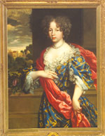 Pierre Mignard (1612-1695) Portrait of a Lady  n/d Oil on canvas