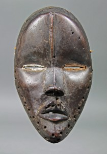 Out of Africa Mask