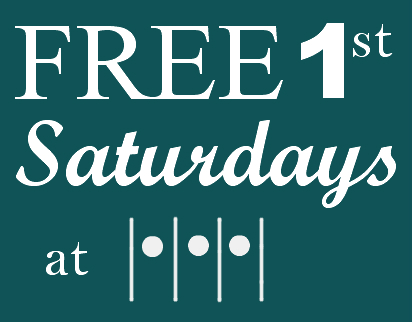 Free 1st Saturday