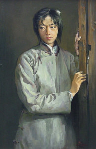 ZHANG Christopher Zhong Yuan - The Widow (72)