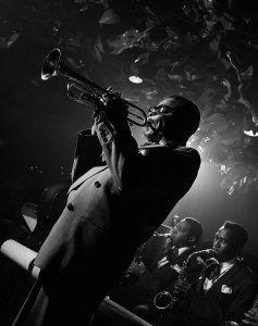 Gillespie, Dizzy, NYC, New York, 1948 CODE: DZG04