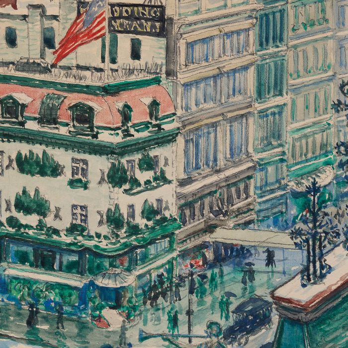 Opening Reception: Urban Realism in American Art (1890-1940)