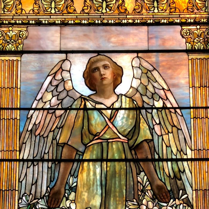 Virtual Lecture • Tiffany in Connecticut: Tiffany Windows in Hartford's Center Church
